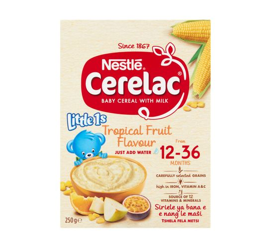 Nestle Cerelac Stage 4 Tropical Fruit (1 x 250g)
