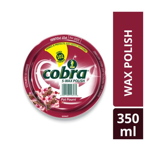 Cobra Paste Pot Pourri (6 x 350ml)