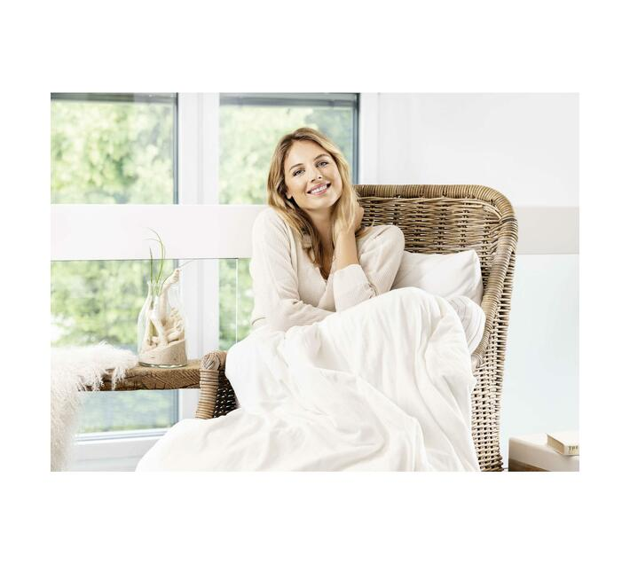 Beurer Heated Over-Blanket HD 75 Cosy White