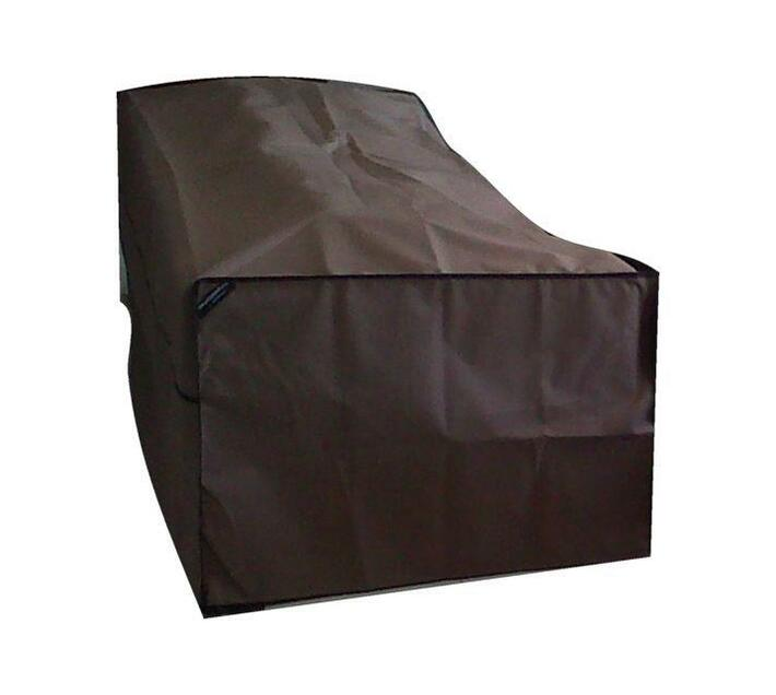 Patio Solution Covers Couch Cover Medium - Taupe Ripstop UV 260grm