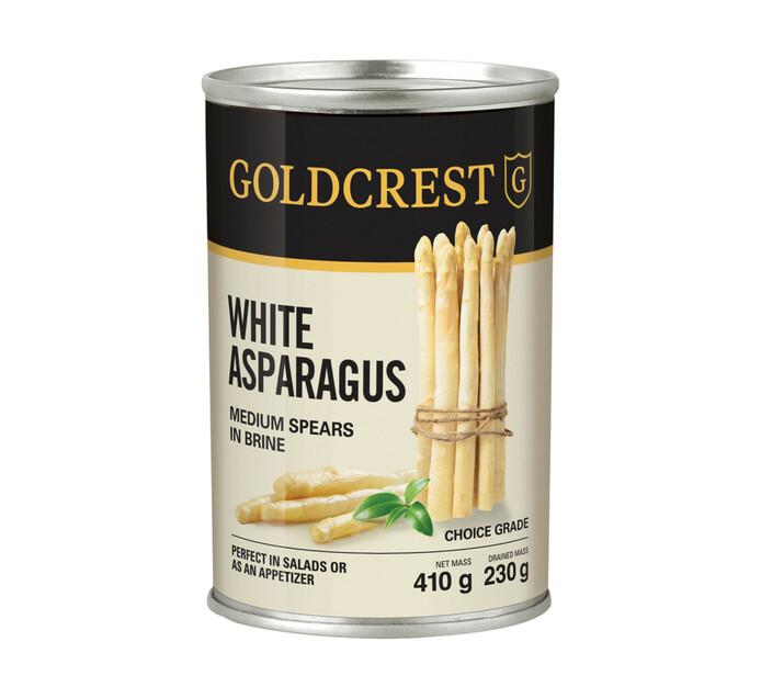 Goldcrest Asparagus Medium Spears (1  x 410g)