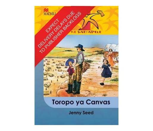 Toropo ya Canvas: Gr 6 : Home language
