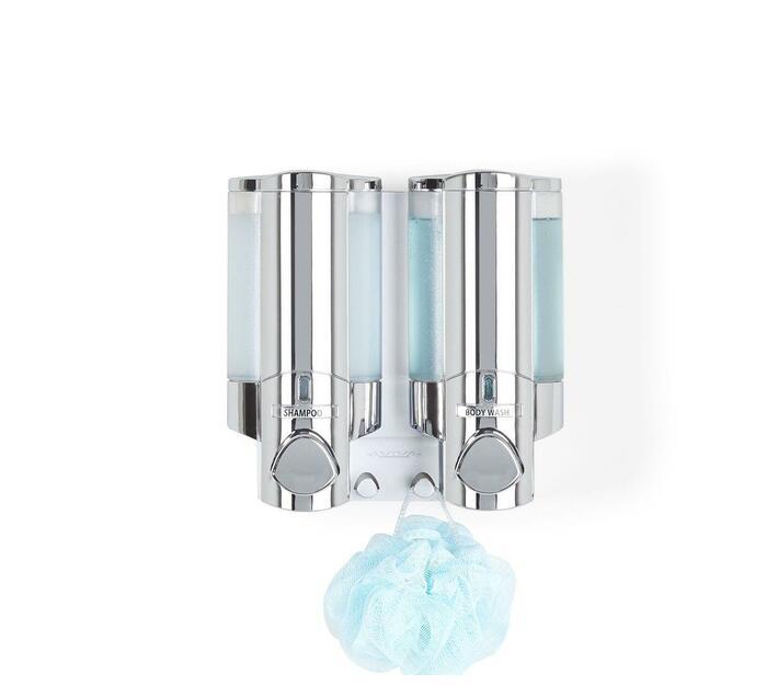 Aviva Double Soap Dispenser