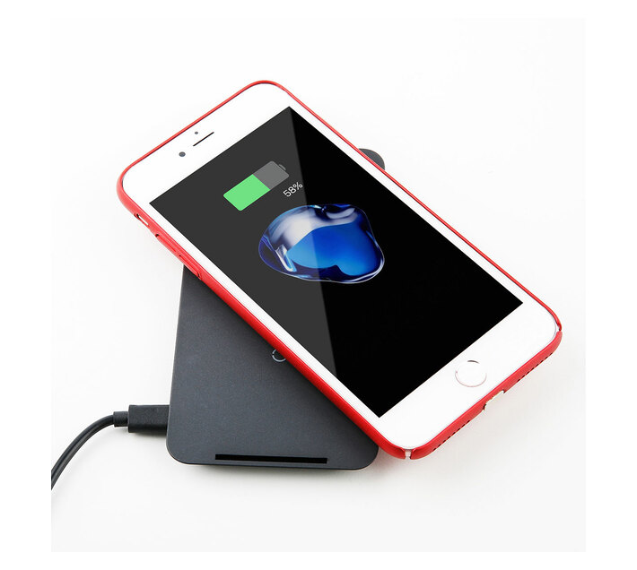 Baseus Microfiber Wireless Charging Receiver for Lightning