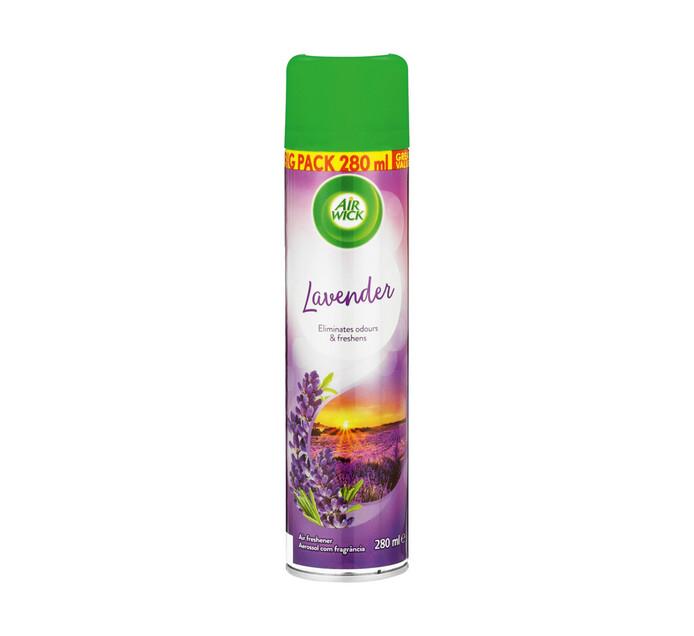 Airwick Air Freshner Lavender (6 x 280ml)
