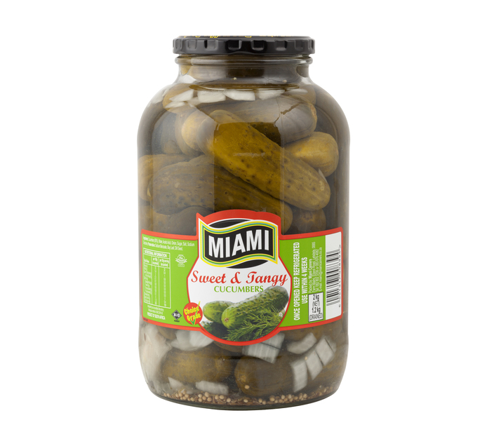 Miami Cucumbers All Variants (1 x 2kg)