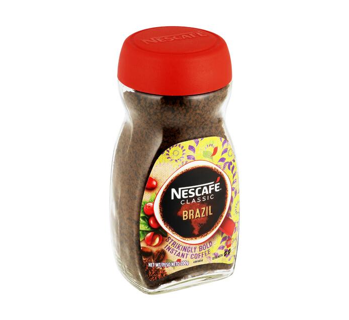 Nescafe Classic Jar Brazil (1 x 200g)
