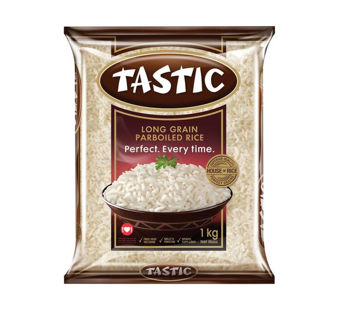 Tastic Parboiled Rice (1 x 1kg)
