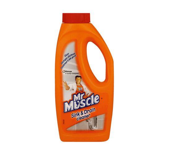 Mr Muscle Drain Cleaner (1 x 500ml)