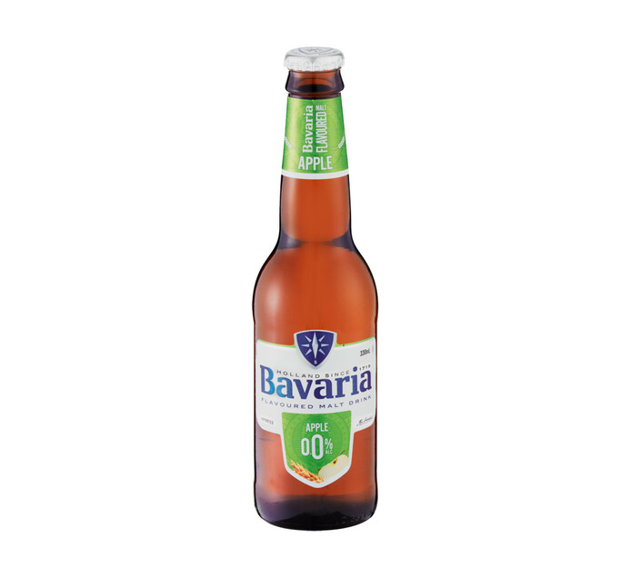 Bavaria Non-Alcoholic Apple NRBs (6 x 330ML)