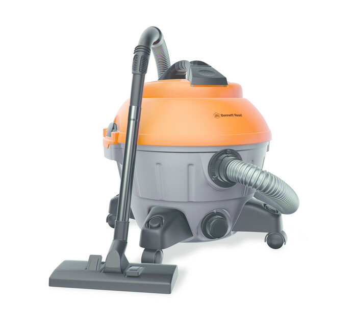 Bennett Read Tough 25 Wet and Dry Vacuum Cleaner
