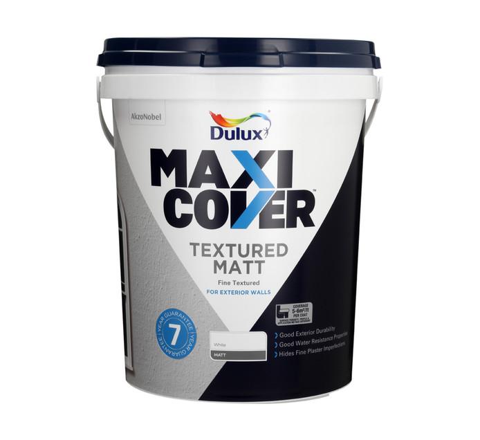 DULUX 20L Maxicover Textured Matt