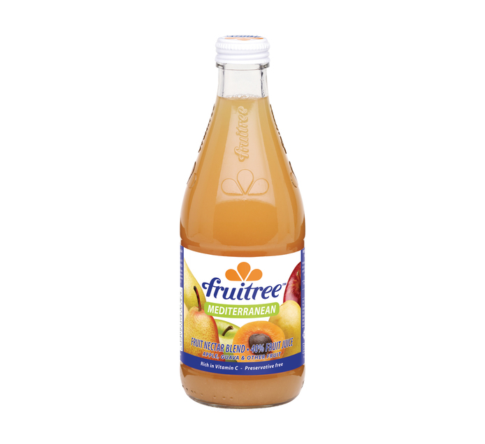 FRUITREE Nectar Mediteranean (24 x 350ml)