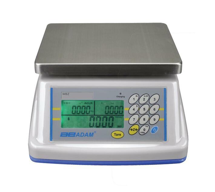 3Kg x 1g Washdown Price computing scales IP65