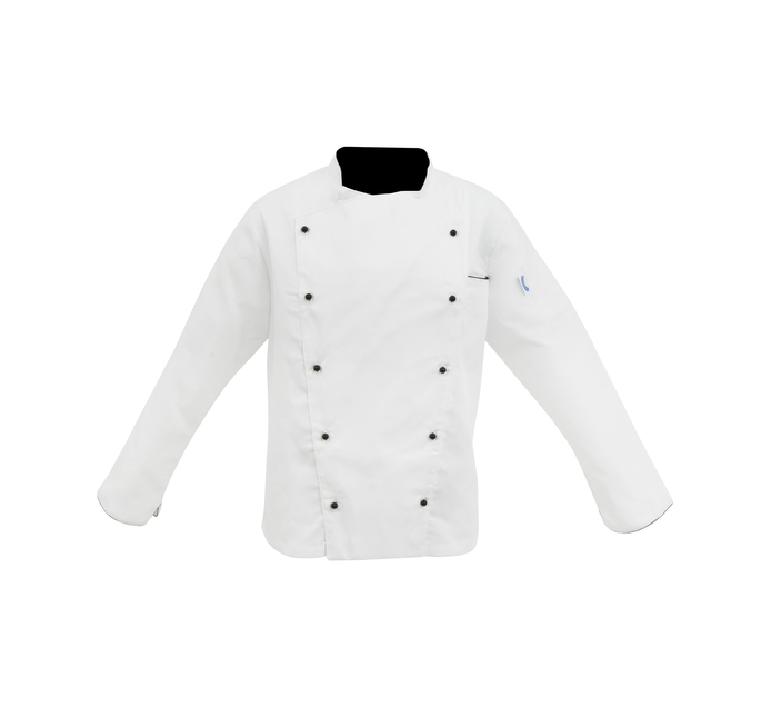 Bakers & Chefs Large Executive Chef Jacket White