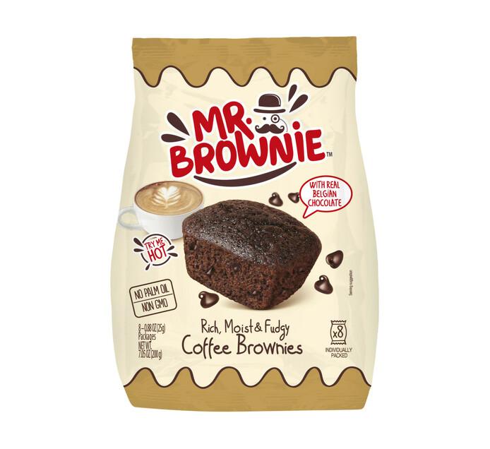Mr Brownie Brownie Coffee (1 X 200G)