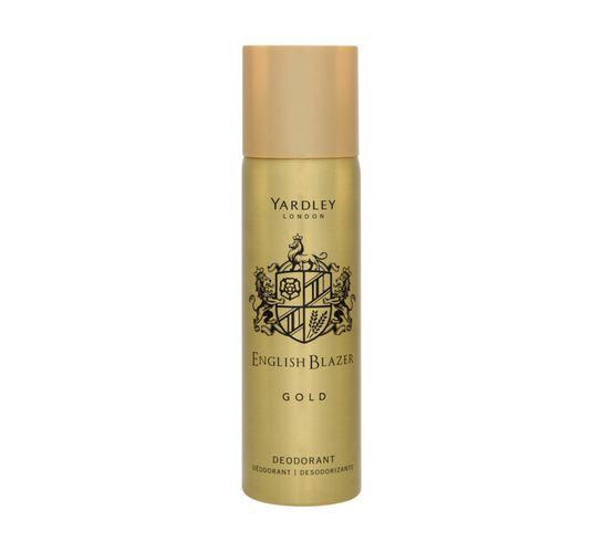 Yardley Male Deodrant English Blazer Gold (6 x 125ml)