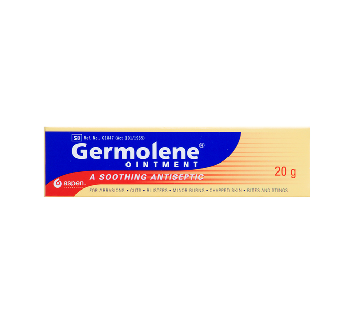 GERMOLENE Ointment (12 x 20g)