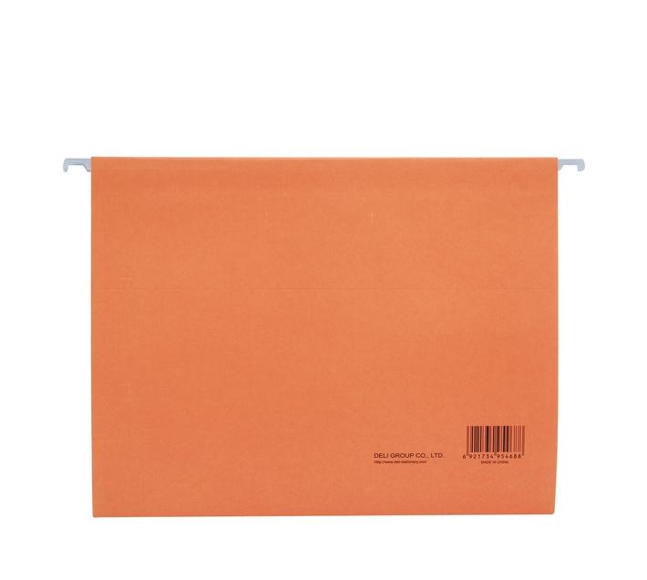 Deli Stationery Hanging Folder A4 Asst.
