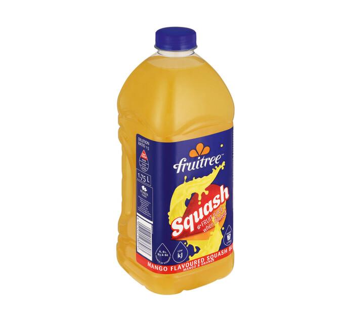 FRUITREE Squash Mango (6 x 1.75lt)