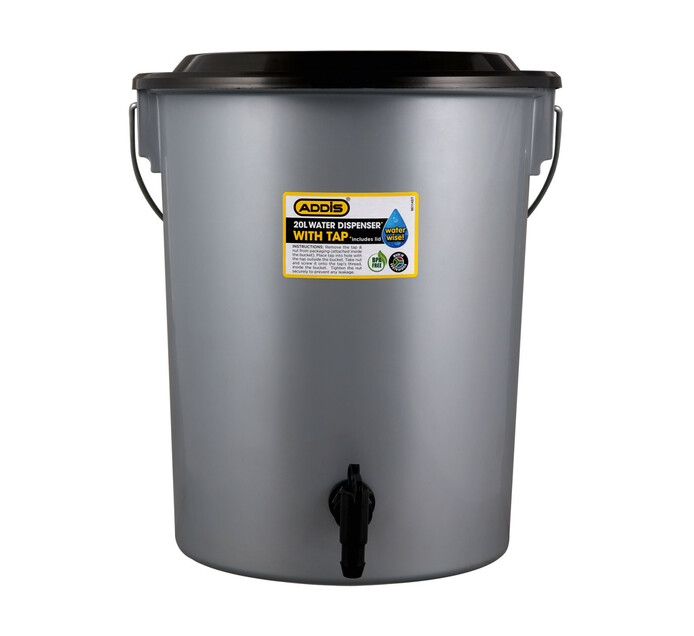 Addis 20 l Bucket with tap