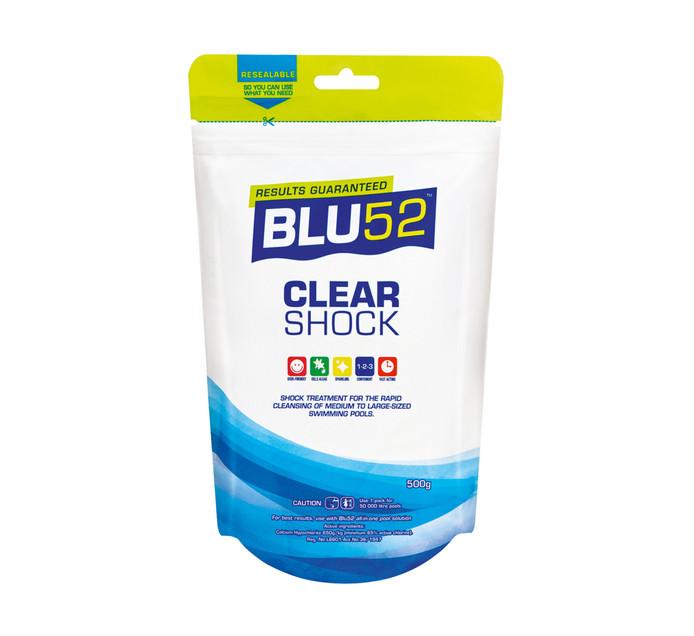 Blu52 500 g Clear Shock