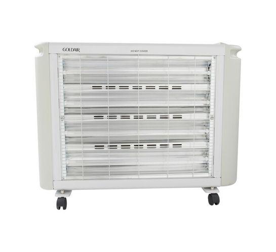 Goldair 6-Bar Quartz Heater