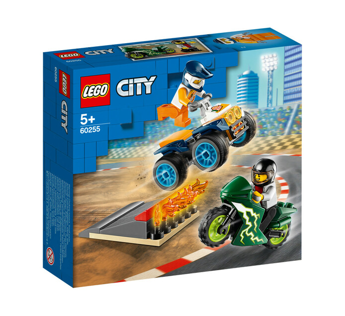Lego City Turbo Wheels Stunt Team