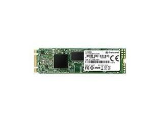 Transcend MTS830S - solid state drive - 128 GB - SATA 6Gb/s