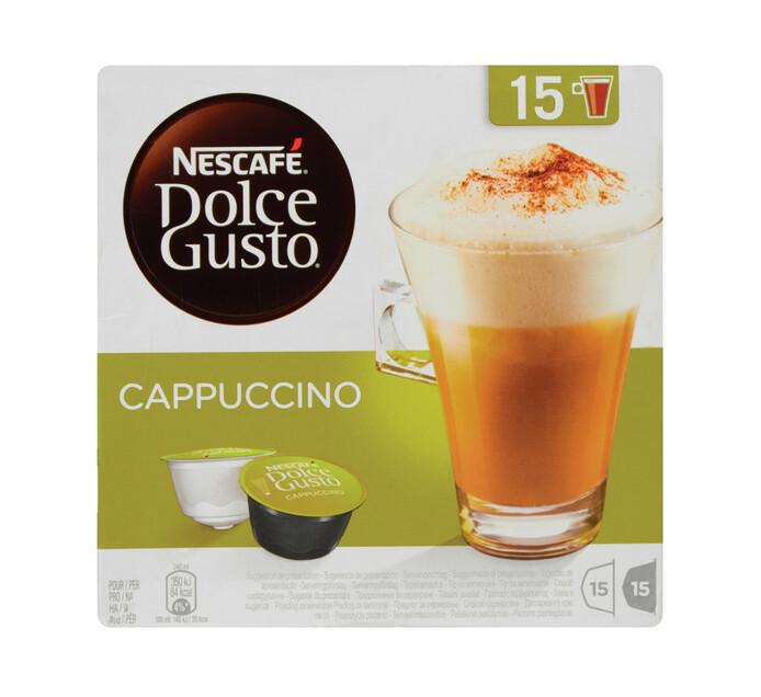 Nescafe Dolce Gusto Capsules Cappuccino (1 x 349.5g)