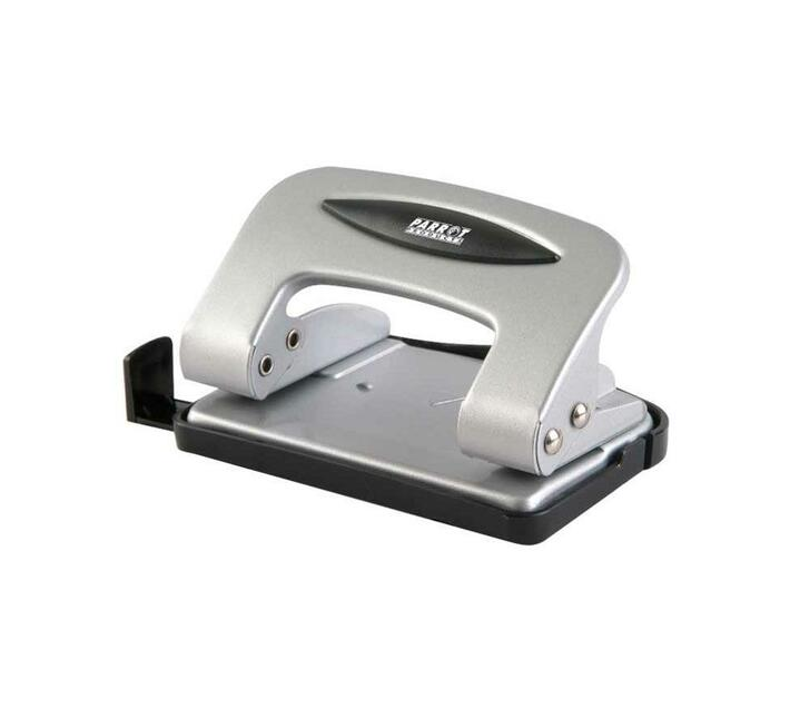 PARROT PRODUCTS Steel Hole Punch (10 Sheets, Silver)