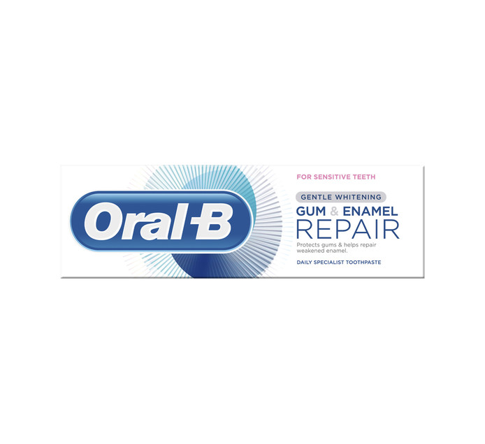 Oral B Professional Toothpaste Gentle Whitening (1 x 75ml)