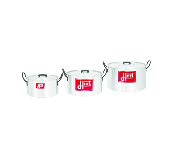 Hendler  Hart 3-Piece J7 Catering Pot Set