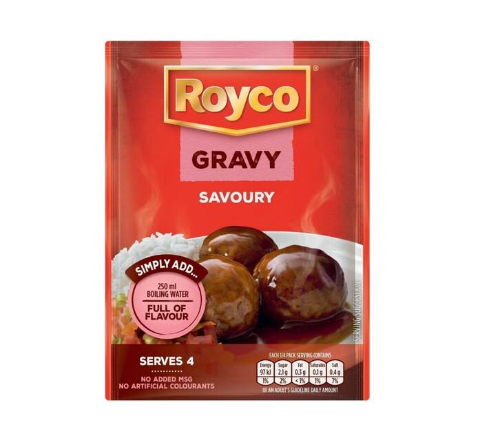 Royco Packet Gravies Rich Savoury (1 x 32g)