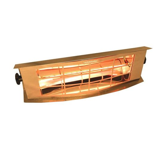 1500W Stainless Steel Caribbean Ray Infrared Radiant Heater