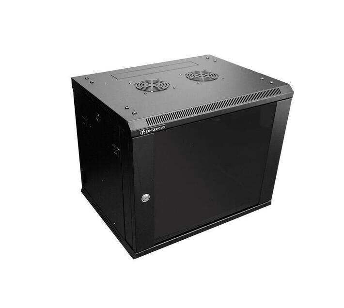 Linkbasic 9U Fixed Wall Box