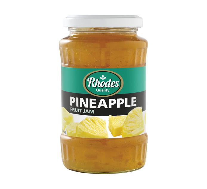Rhodes Jam Pineapple (1 x 460g)