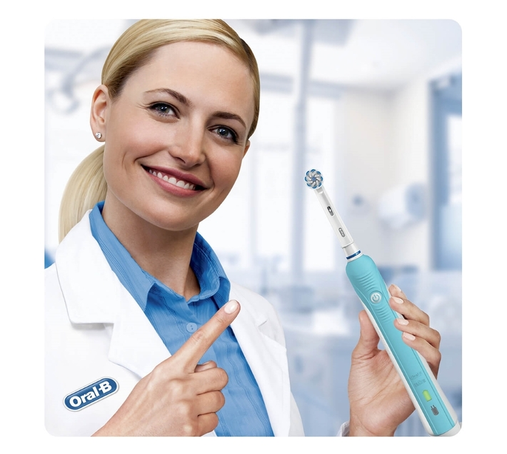 Oral-B Pro 500 Rechargeable Electric Toothbrush