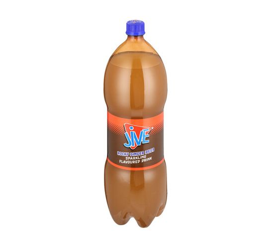 Jive Soft Drink Rocky Gingerbeer (1 x 2L)