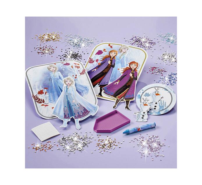Frozen Enchanted Diamonds