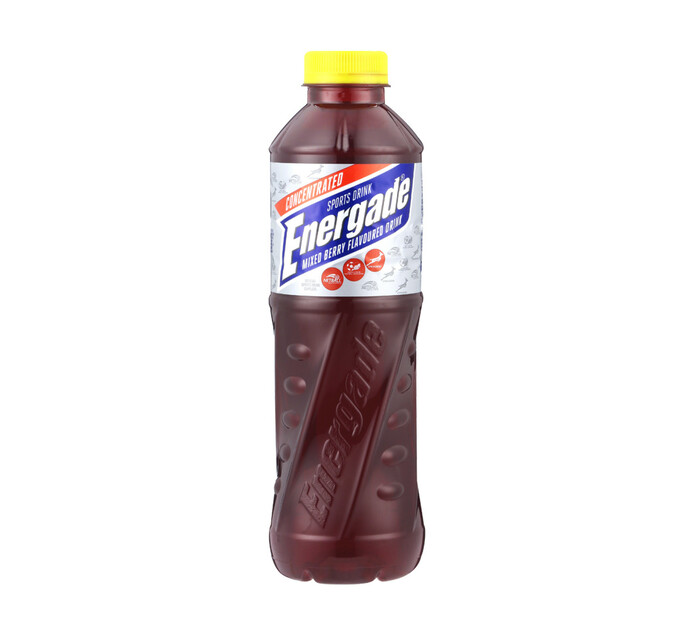 Energade Concentrate Mixed Berry (1 x 750ml)