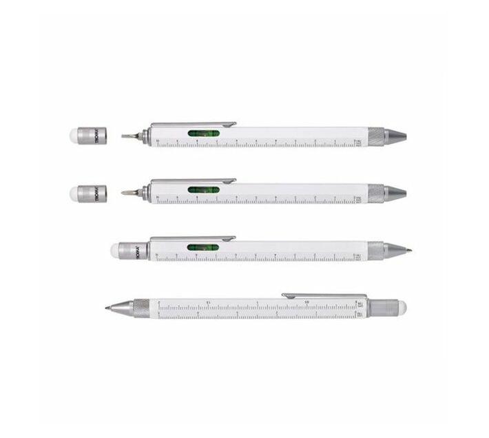 Troika Construction Multitask Mini Tool Ballpoint Pen
