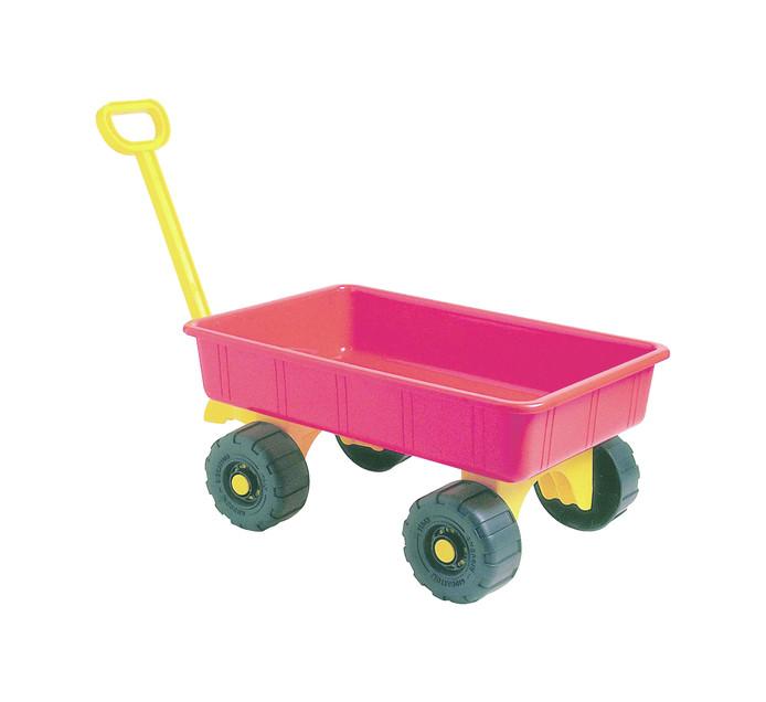Pull-Along Wagon