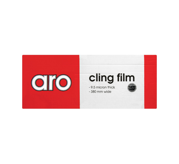 ARO Cling Film Box (1 x 1400m x 380mm)