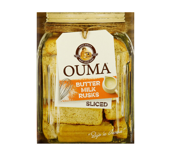 Ouma Rusks ()
