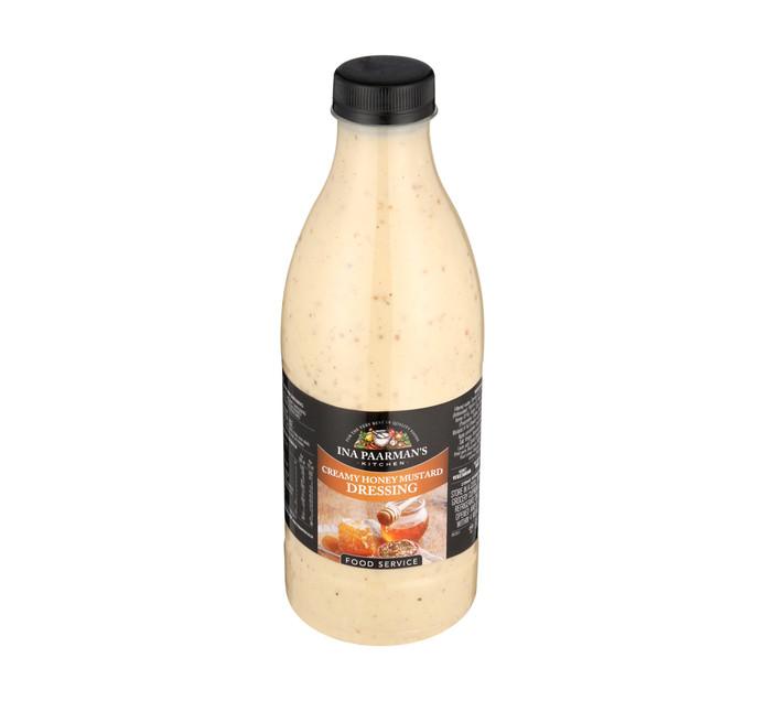 Paarman Foods Salad Dressing Honey Mustard (1  x 1L)