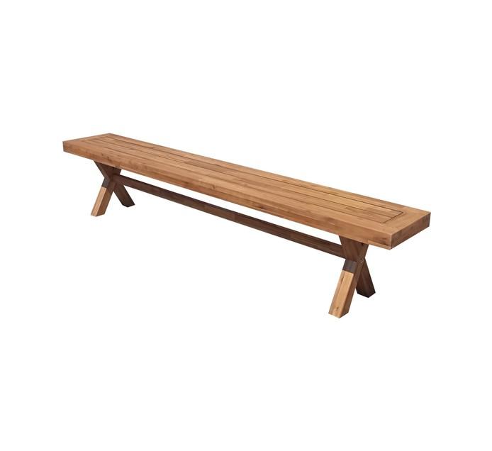 Pleasing Sahara Wood Bench Camellatalisay Diy Chair Ideas Camellatalisaycom