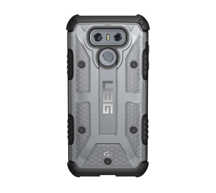 UAG Plasma Case - LG G6 (Clear)