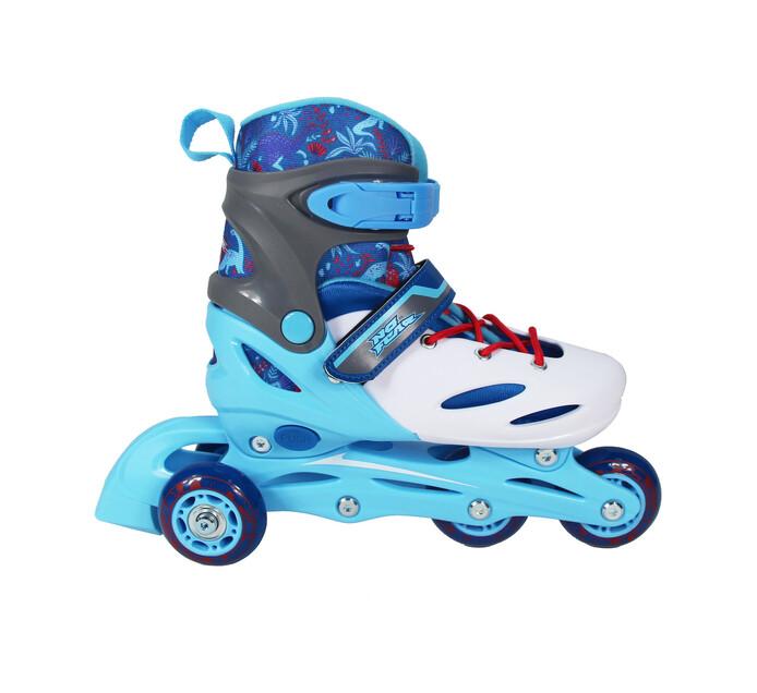 No Fear Medium(UK 1-3) Boys Training Skates