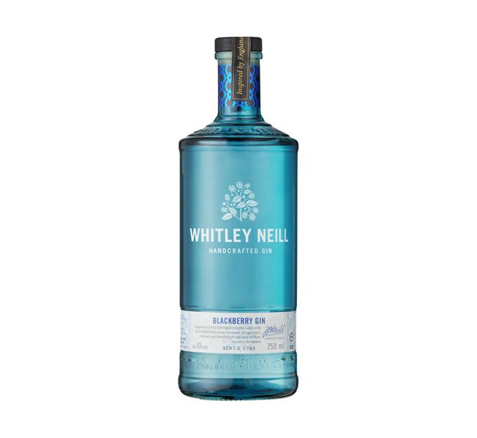 Whitley Neill Blackberry Gin (6 x 750 ml)